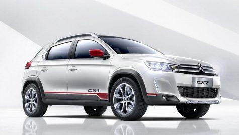 Citroen C-XR, primul SUV de oraş al francezilor va fi produs în Slovacia
