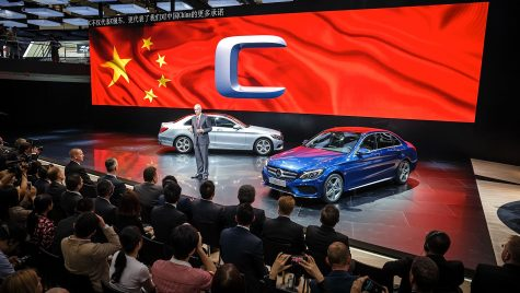 Chinezii de la BAIC preiau 35% din Mercedes-Benz Leasing