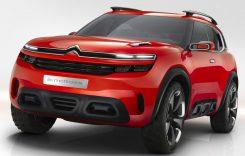 Planuri pentru Citroen: un SUV și două electrice