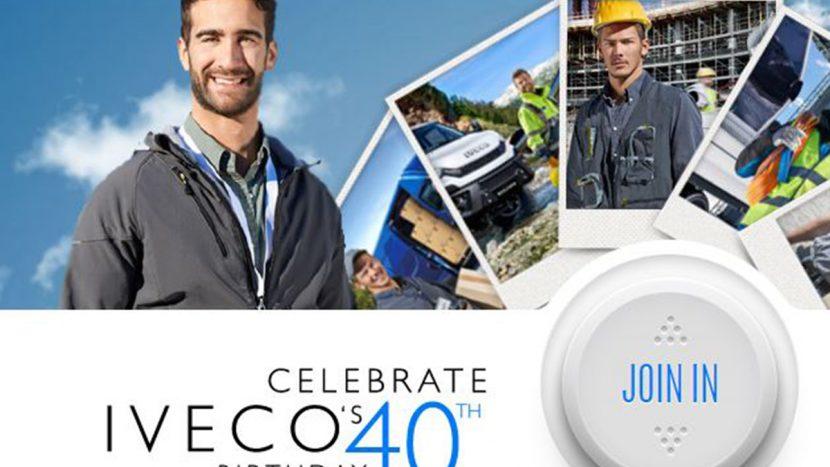 Aniversare de 40 de ani Iveco - AutoExpert