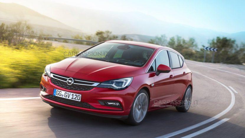 Noul Opel Astra 2016 - AutoExpert - Salonul de la Frankfurt