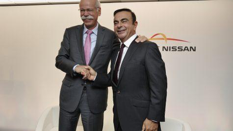 Daimler AG și Renault-Nissan – șase ani de parteneriat