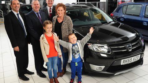 Dacia a depășit borna de 3.500.000 de vehicule comercializate