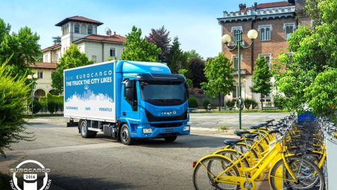 """Noul Iveco Eurocargo este """"International Truck of the Year 2016"""""""