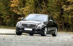 Mercedes – filtru de particule pe motoarele cu benzină
