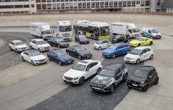 Mercedes pregătește o electrificare de proporții!
