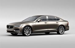 Volvo muta productia sedanului S90 in China