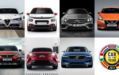 Car of the Year 2017: Lista mașinilor candidate