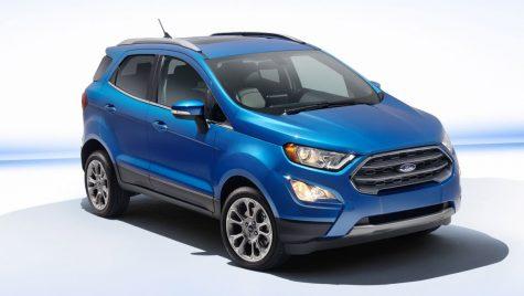 De ce Ford EcoSport e crucial pentru Ford și România
