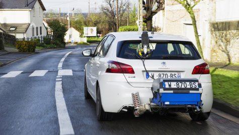 Comisia Europeană începe controlul emisiilor în trafic