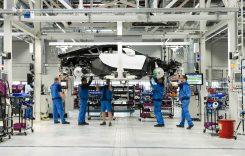BMW investește 200 mil. euro în uzina de la Leipzig, dedicată gamei i