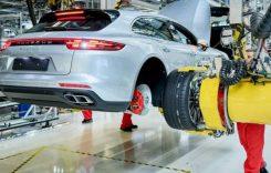 Noul Porsche Panamera Sport Turismo a intrat în producție