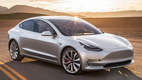 Tesla suspendă din nou producția pentru Model 3