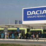 Uzina Dacia a produs peste 125.000 de vehicule în primele 4 luni
