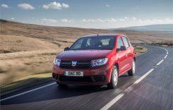 Dacia Sandero a fost premiată în Marea Britanie