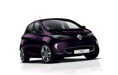 Renault va dubla producţia modelului electric Zoe