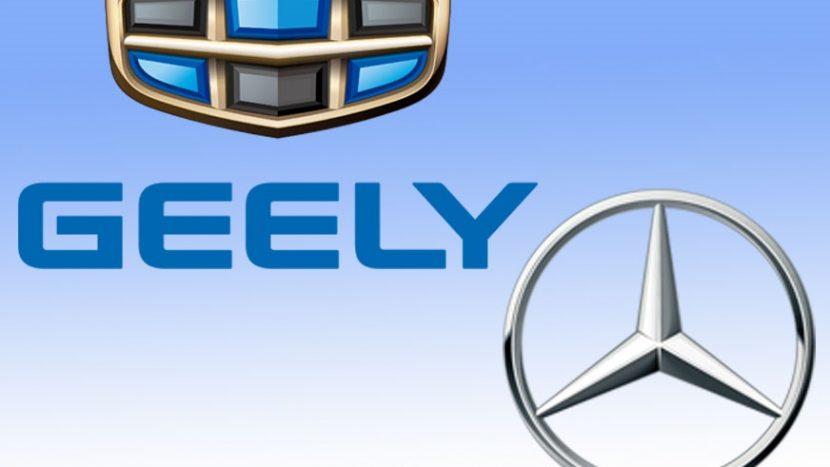 Geely-Daimler
