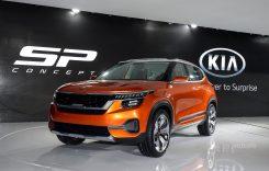 KIA a prezentat Concept SP la AutoExpo 2018 din India