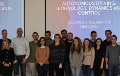 Bosch i-a familiarizat pe studenţi cu tehnologiile din domeniul conducerii autonome
