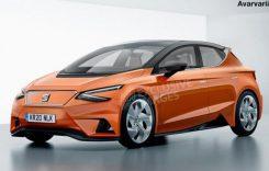 SEAT Born, mașina electrică a mărcii, apare în 2020