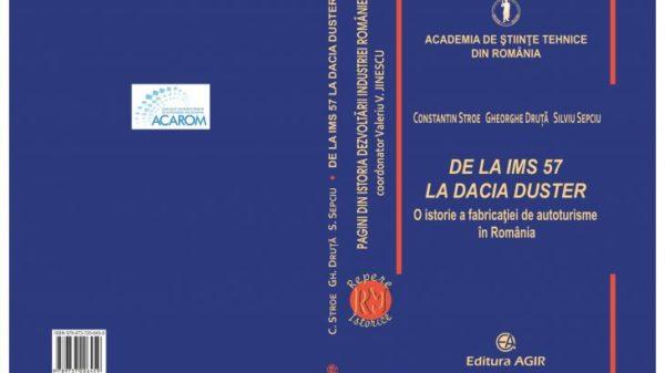 Carte Dacia ACAROM