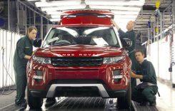 Jaguar Land Rover concediază 1.000 de angajați în Marea Britanie