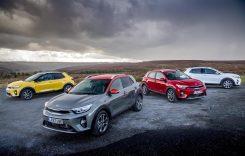 Prezentare: Hyundai Kona, Kia Stonic, Seat Arona