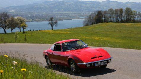Aniversare. Jumătate de secol de Opel GT