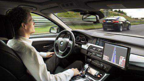 BMW va folosi sensori LiDAR în producţia de serie a vehiculelor autonome