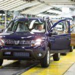 Producția de autoturisme din octombrie 2020, în scădere cu 3,2%