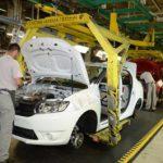 Producţia de autoturisme a urcat la 407.931 unităţi în primele 10 luni