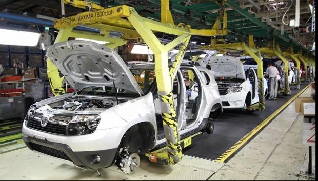Peste 190.000 de vehicule produse la Dacia Mioveni în semestrul I