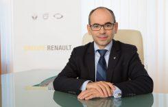 Yves Caracatzanis, noul preşedinte-director general al Avtovaz