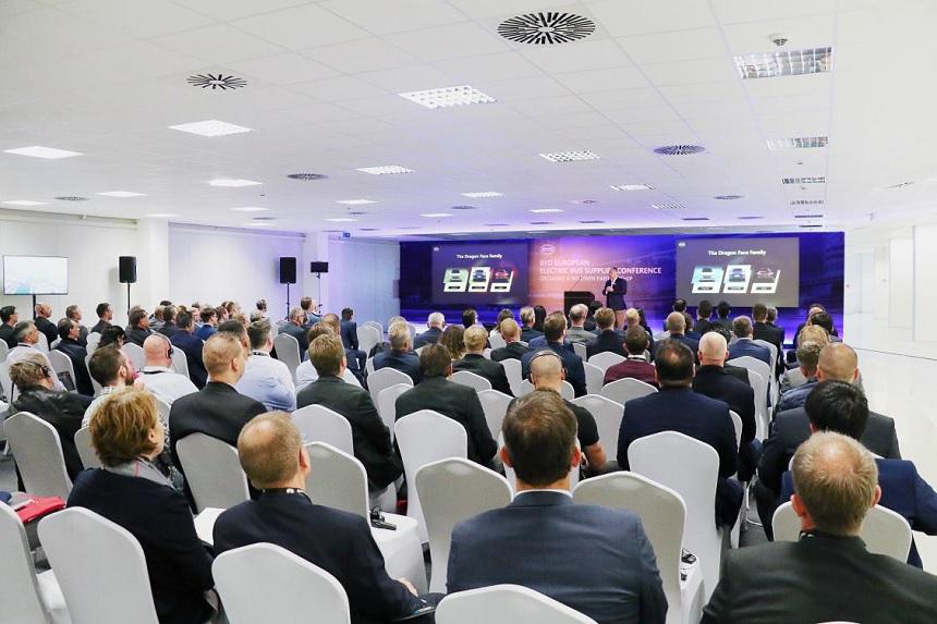 Conferinta furnizori BYD Europa