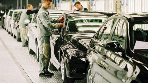 BMW extinde uzina din Leipzig