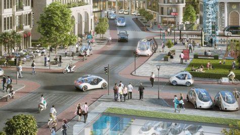 Servicii conectate Bosch pentru mobilitatea fără accidente şi fără stres