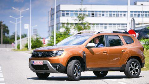 Uzina Dacia produce 3% din PIB