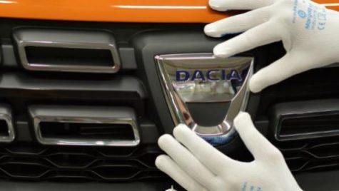 Afacerile Automobile Dacia au depăşit, anul trecut, 5 miliarde de euro