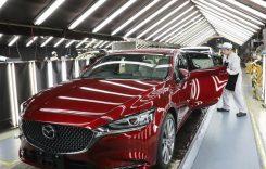 Mazda a produs 50 mil. vehicule în Japonia
