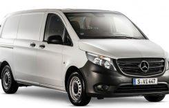 Daimler, obligat să rezolve emisiile la Mercedes Vito