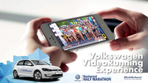 VW VideoRunning Experience, în premieră în România