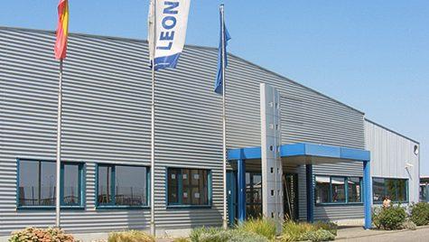 Leoni a deschis fabrica din Bumbeşti Jiu