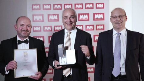 """Rulmentul VarioSense de la Schaeffler câştigă premiul """"Cel mai bun din industrie"""""""