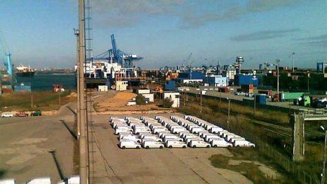 În portul Constanţa poate fi dezvoltată o fabrică din industria auto
