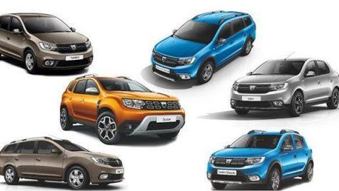 ACAROM: În S1, producţia Dacia a crescut la 175.992 vehicule