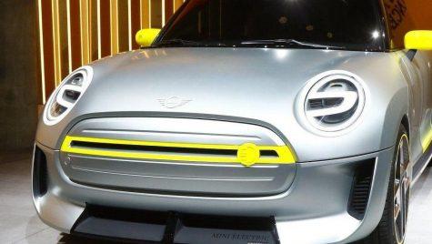 Modelul electric BMW Mini va fi produs şi în China