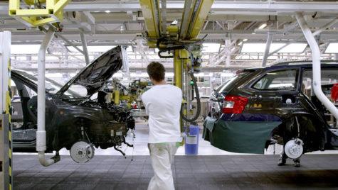 Cehia, cel mai mare constructor auto din ECE