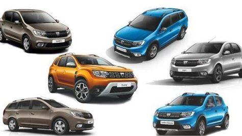 Producţia uzinei Dacia a crescut cu 4,6% la 9 luni