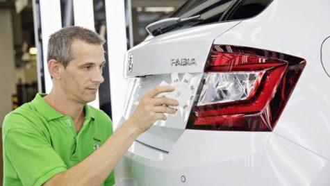 Skoda a produs 1 milion de vehicule în 2018