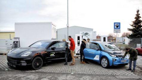 FastCharge, tehnologia de încărcare ultrarapidă cu o putere de până la 450 kW
